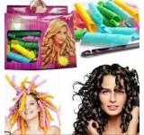 Magic DIY Leverag Hair Styling Roller (18 pcs)